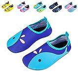 Mabove Kids Swim Water Shoes Non-Slip Quick Dry Barefoot Aqua Pool...