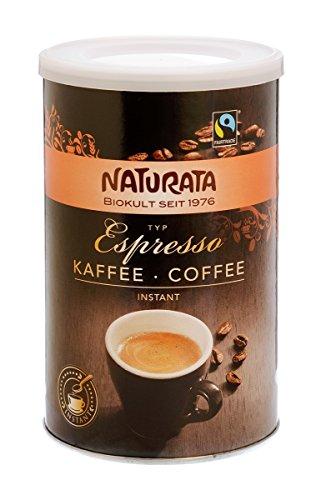 Naturata Bio Espresso Instant Dose, 100g