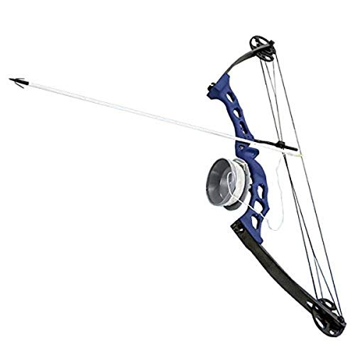 Scuba Choice Bowfishing Adult Compound Bow Archery Complete Set (Reel