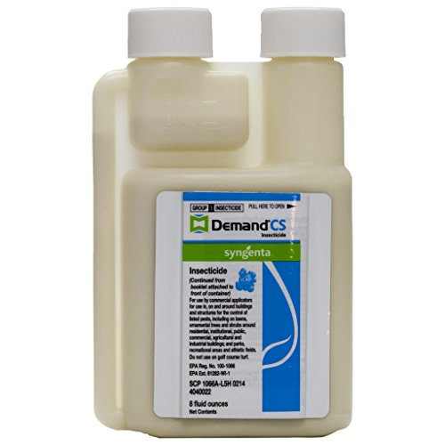 Syngenta - A12690A - Demand CS - Insecticide - 8oz