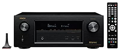 Denon AVR-X2200W 7.2 Channel Full 4K Ultra HD A/V Receiver with Bluetooth and Wi-Fi