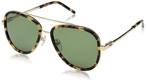 Marc Jacobs Marc 136/S DJ LSH 56 gafas de sol, Dorado (Spttdhvna Gd/Green), Hombre