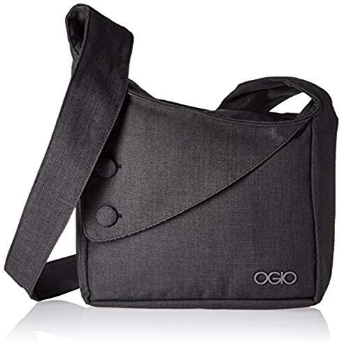 OGIO 114007 Women's Brooklyn Tablet Purse, Black,Medium