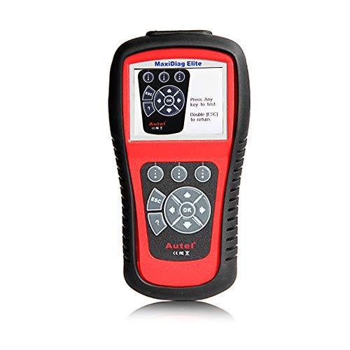 Autel MD802 obd2 Diagnosegerät,Fehlecode von alle System(z.B: ABS SRS usw) auslesen und löschen,Öl und EPB Reset unterstützen
