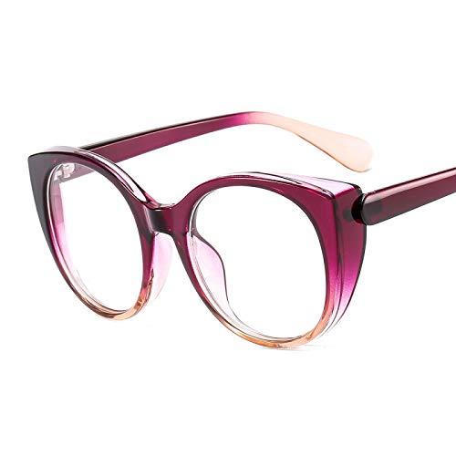 Fasion Sunglasses Occhiali da Sole Grandi Occhiali Trasparenti Montatura Donna Uomo Vintage Cat Eye Occhiali da Vista OC