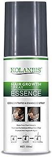 Kolanbis Essence Hair Growth Serum Herbal Natural Hair Loss Product Hair Thickener, Anti Fall, Hair Spray 100 ml