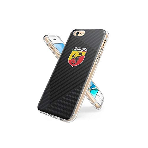 YtSMAO Cover iPhone 6S Plus e iPhone 6 Plus Bumper Cover [Anti-Graffio] [Antiurto] Custodia Trasparente Protettiva Case per iPhone 6S Plus/iPhone 6 Plus #J