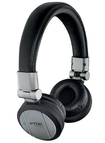 TDK プレミアム ワイヤレス ステレオ ヘッドフォン TH-WR700 [並行輸入品]