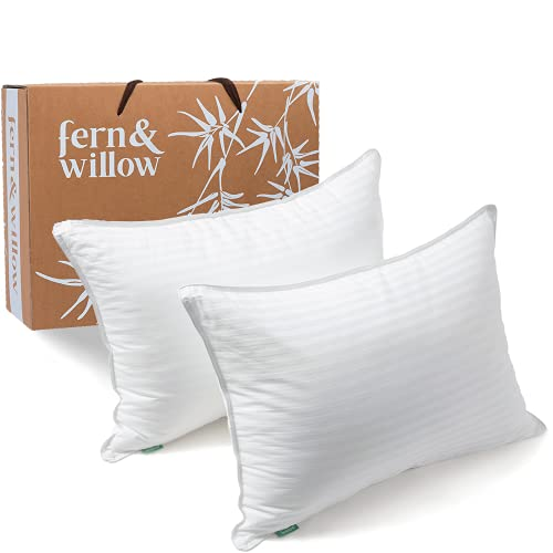 Pillows for Sleeping - King Size, 2 Pack - Premium...