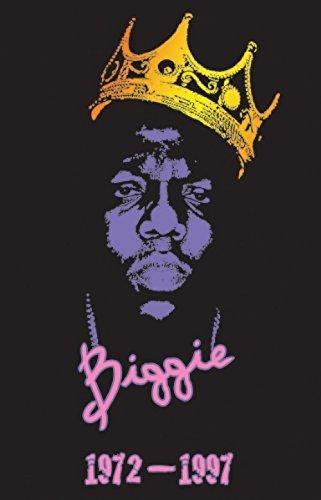Cartoon world The Notorious B.I.G.-Chain, Music Blacklight Poster 20x30'