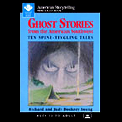 Ghost Stories from the American Southwest audiobook cover art