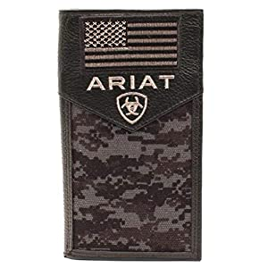 Ariat Men's Sport Patriot Rodeo Wallet