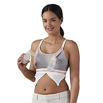 Bravado Designs Women's Clip and Pump Hands-free Nursing Bra Accessory