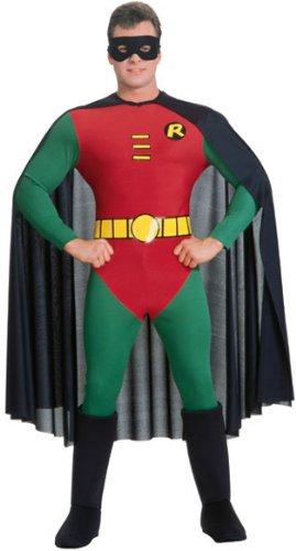 Rubie's-déguisement officiel - Batman - Déguisement Costume Robin Adulte - Taille L- I-15549L