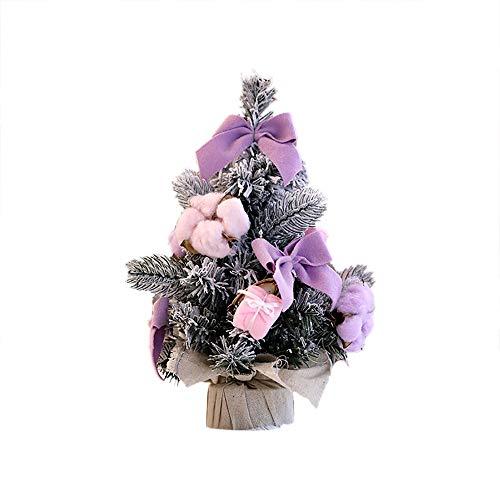 albero di natale 30 cm Storerinedéco - Mini Albero di Natale Artificiale