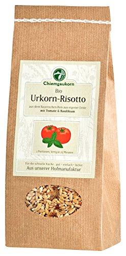 Chiemgaukorn Bio Urkorn-Risotto, Tomate Basilikum 200 g