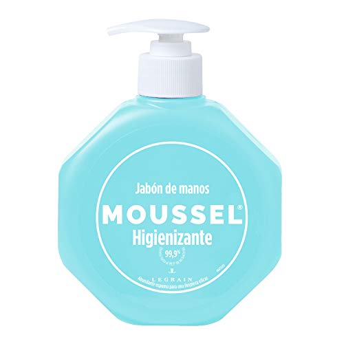 MOUSSEL Jabón De Manos Higienizante 300 ml