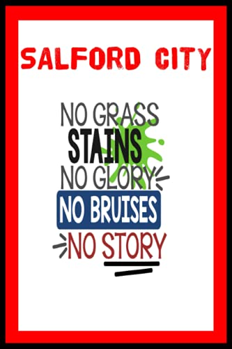 Salford City: Quick Journal, Salford City FC Journal, Salford City Football Club, Salford City FC Diary, Salford City FC Planner, Salford City FC