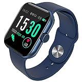 Z1 1.54 Inch Men Women Smart Watch, Sport Clock Heart Rate Monitor Sleep Monitor Fitness Watch Tracker for IOS...