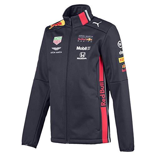 PUMA Red Bull Racing Jungen Team Softshelljacke Night Sky 164