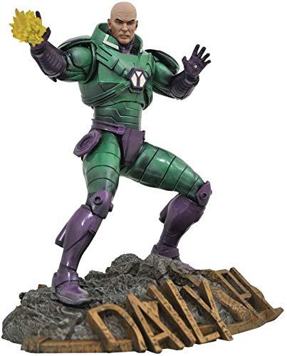 Lex Luthor PVC Figure, Multicolor, 9 inches