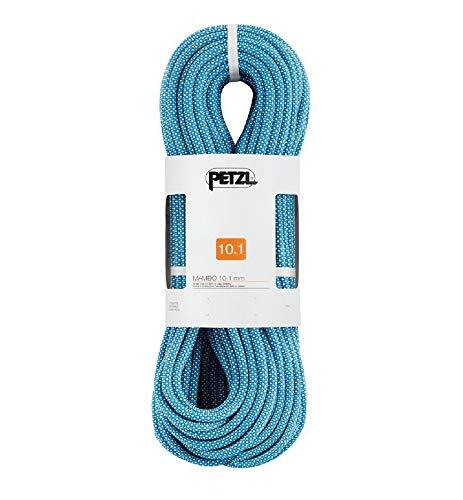 PETZL Erwachsene Verticality Einfachseil, blau, 60m