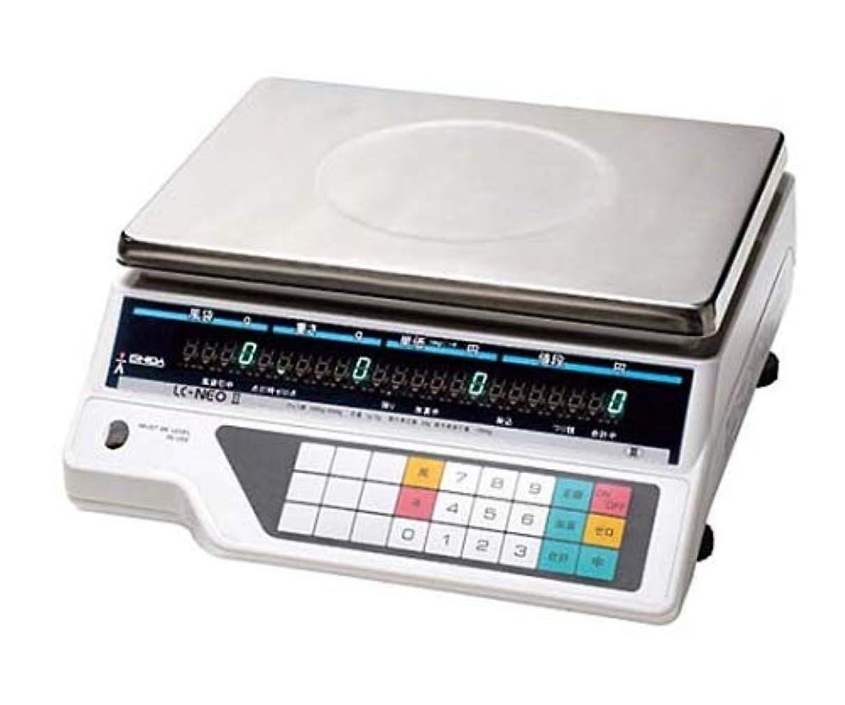 ダイアクリティカルエステート減少デジタル演算はかり 6Kg LC-NEOII/61-7867-53