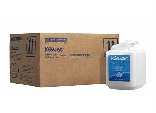 Kleenex Feuchtigkeitsspendende Hand- und Körperlotion 6373, weiß, 6 x 1 l (6 l gesamt)