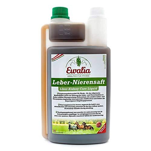 Ewalia - Leber- und Nierensaft 1 Liter