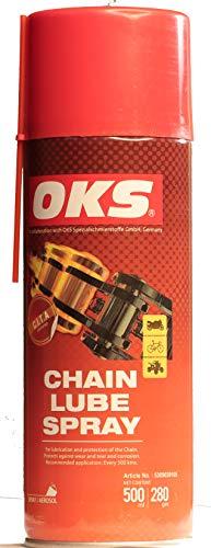 OKS German Chain Lube Spray 500 ml