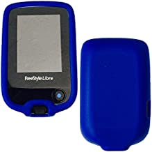 Freestyle Libre Case, Fits Insulinx Meter! (Blue)