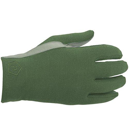 Pentagon Herren Short Cuff Pilot Handschuhe Oliv Größe XXL