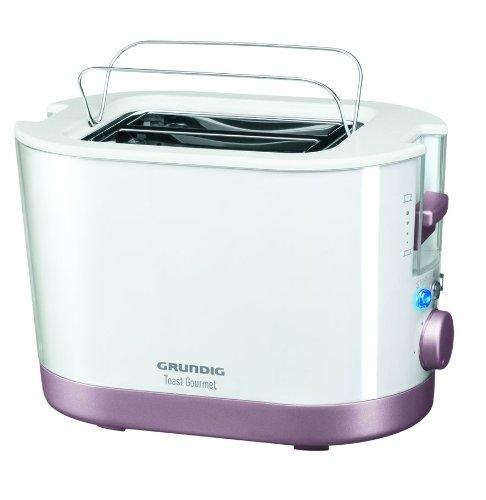 Grundig TA 4062 Toaster White Sense Toast Gourmet