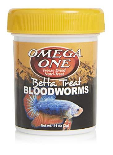 Omega One Betta Treat, 0.11 oz