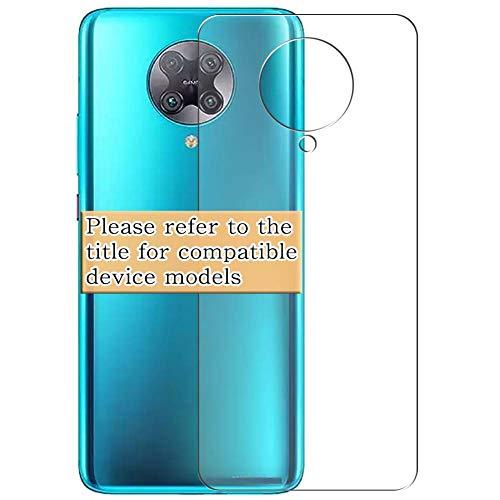 VacFun 2 Piezas TPU Protector de pantalla Posterior, compatible con Redmi 2 Pro/Xiaomi Redmi 2 Prime, Película de Trasera (NO es Cristal Templado)