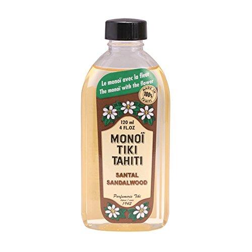 Monoi Tiare Körperöl sandelholz 120ml
