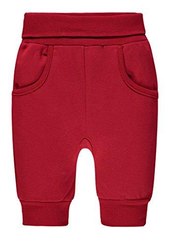 Steiff Jogginghose Bas de survêtement, Rouge (Rouge Jester 2120), 2 Mois Bébé Fille