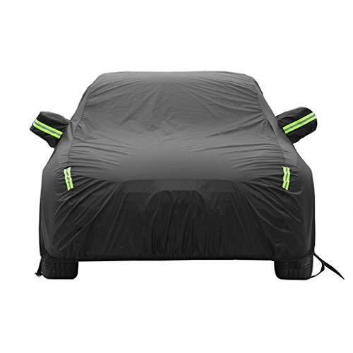 Whitejianpeak Couverture De Voiture Compatible avec Fiat 500C Bâche pour Voiture Housse de Protection Voiture Étanche Couverture Voiture Auto Bâche Housses