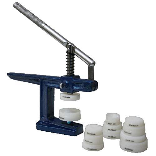 Maquinaria para Cerrar Relojes Mod.292 Maquina de Uso Profesional