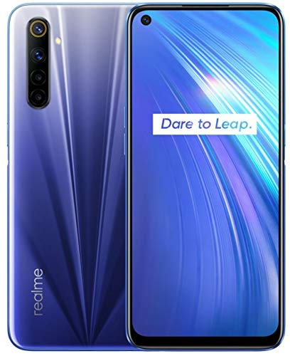 "Realme 6 (128GB, 8GB) 6.5"" 90Hz Display, 30W Fast..."