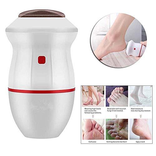 Fichiers électroniques Callosités électriques Rechargeables Hard Skin Remover Extracteur De Callosités De Pied électrique Portable for Feet Hands Port
