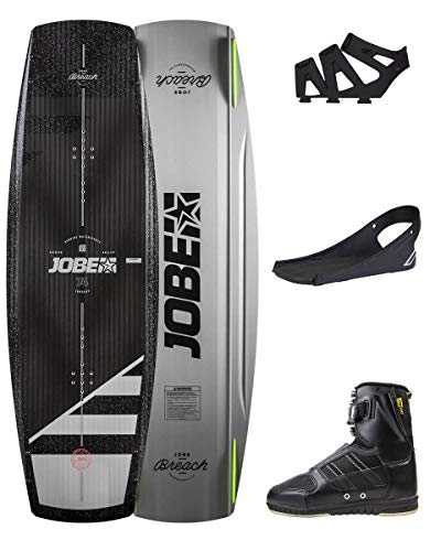 Jobe Breach Wakeboard 139 & Drift Bindungen Set