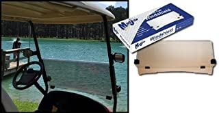 club car ds tinted windshield