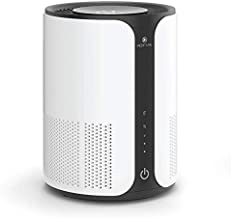 Medify MA-18 Air Purifier with H13 HEPA filter - a higher grade of HEPA for 400 Sq. Ft. (99.9%) | Perfect for Office, Bedrooms, Dorms or Baby Nurseries - White