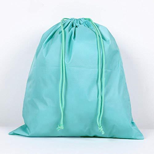 CCMOO 5 stuks kleurrijk waterdicht trekkoord schoenen ondergoed reizen sport opbergtas nylon tas organizer kleding verpakking