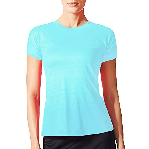 adidas Performance Damen Climacool Badminton-Sport-T-Shirt, Mintgrün, XS