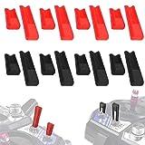 FEICHAO 8 piezas / 16 piezas de TPU impreso en 3D Protector de canal para FS Flysky AT9 AT10 Jumper...