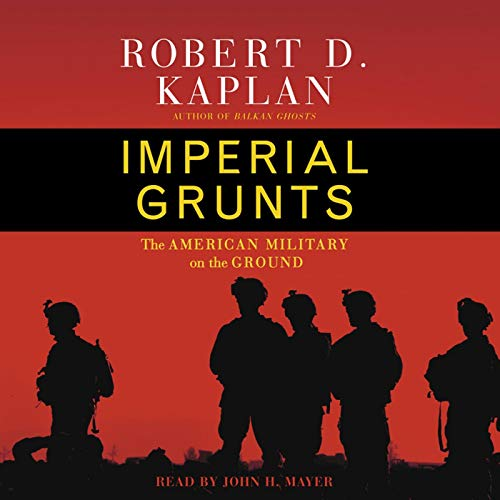 Imperial Grunts  By  cover art