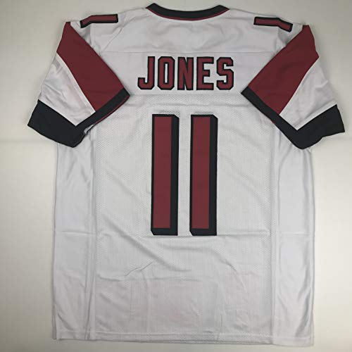 Unsigned Julio Jones Atlanta White Custom Stitched Football Jersey Size XL New No Brands/Logos