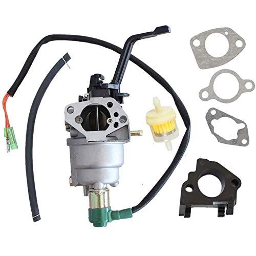 HQparts Carburetor Carb fits General Power Products APP6000 OHV13H 6000 Watt Generator